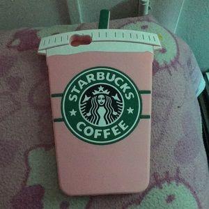 Accessories - Starbucks IPhone Case 6 plus